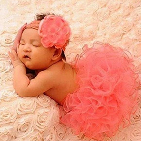 Accessories Newborn Baby Girls Tutu Clothes Skirt Poshmark